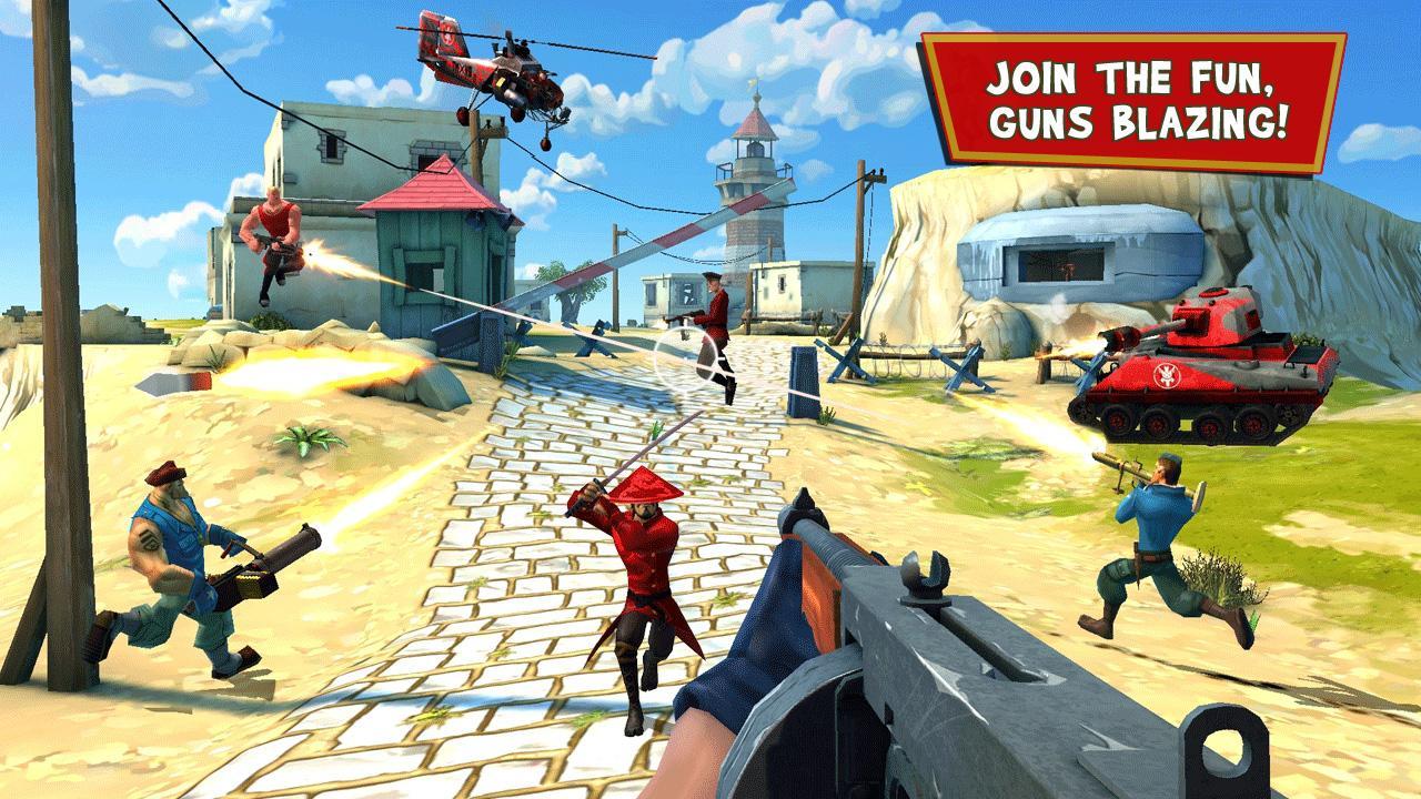 Game Info] Blitz Brigade