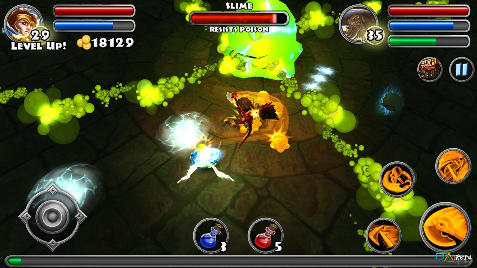 Dungeon Quest 2