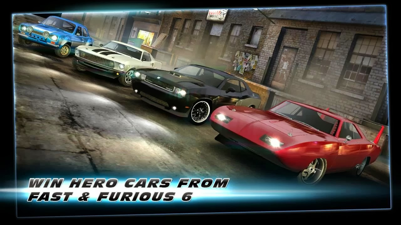 V Muscle Cars Game