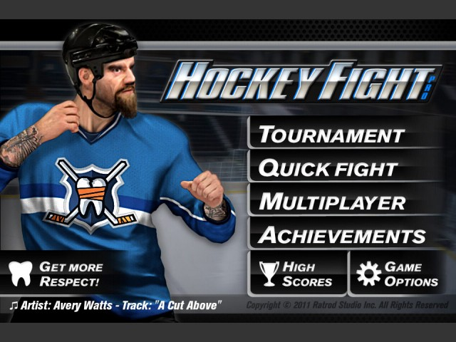 Hockey Fight_1