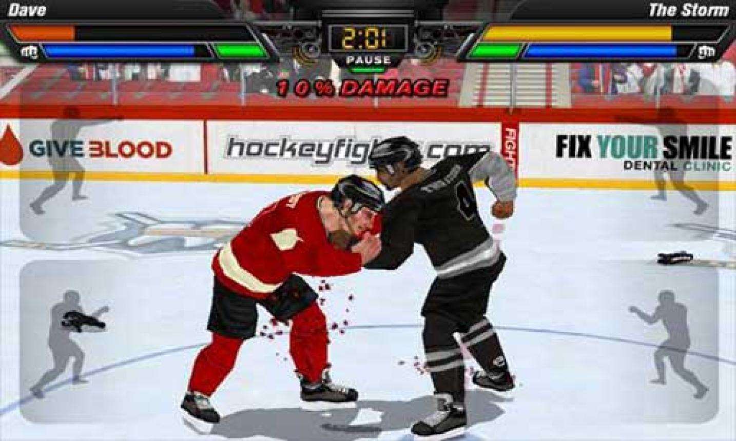 Hockey Fight_2