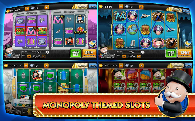 Slots Monopoly