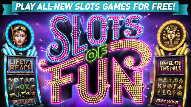 free casino games slots fun