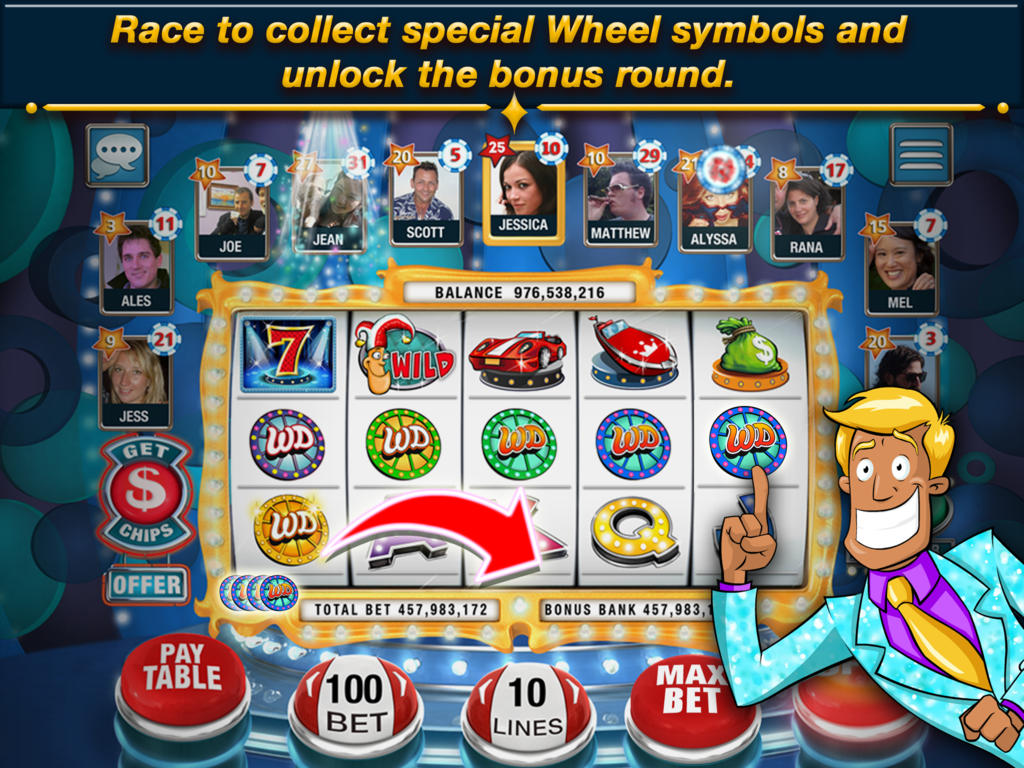 slots wheel deal online