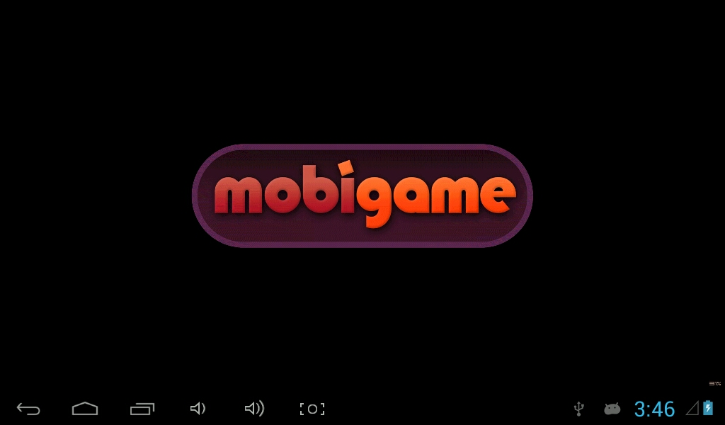 Mobigame Loading screen